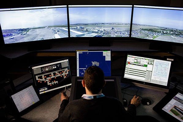 jersey airport remote tower frequentis