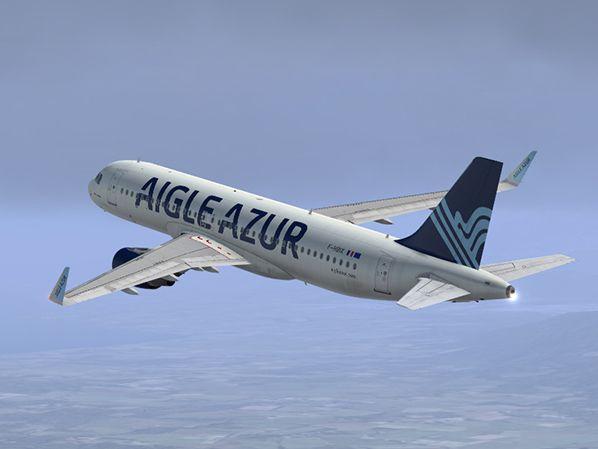 Aigle Azur_A320