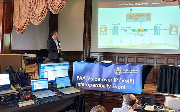 FAA Voice over IP Interoperability