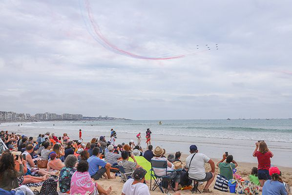 vendee airshow