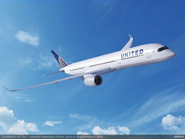 United Airlines is connecting to Airbus' open-data platform Skywise