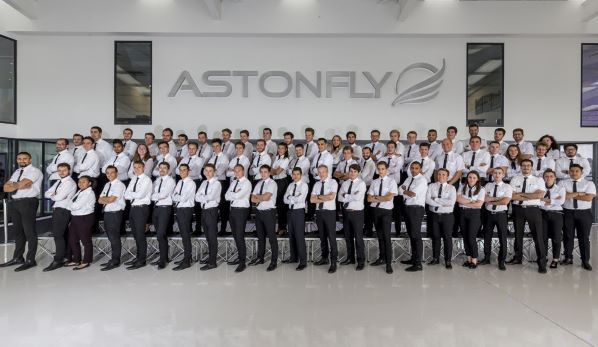 astonfly ecole pilote