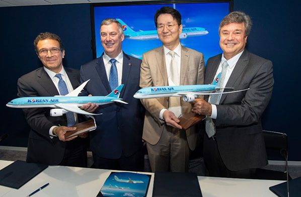 Korean Air Bourget