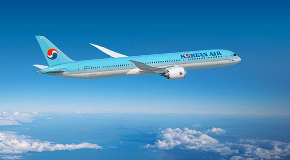 Boeing 787-10 korean air