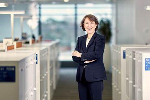 Barbara Dalibard PDG de SITA