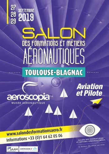 toulouse salon metier aeronautique