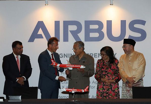 Airbus announces additional industrial projects in Malaysia