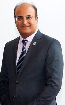 Sanjeev Gadhia, Astral Aerial CEO and Founder