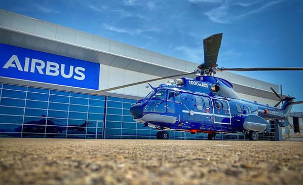 H215 super puma airbus  helicopters