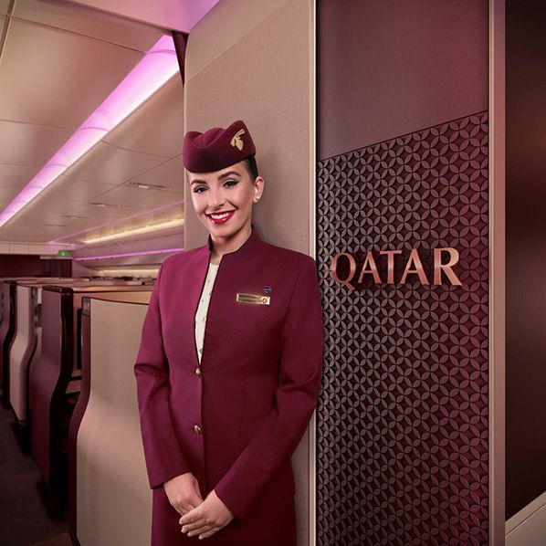 Crew Qatar Airways