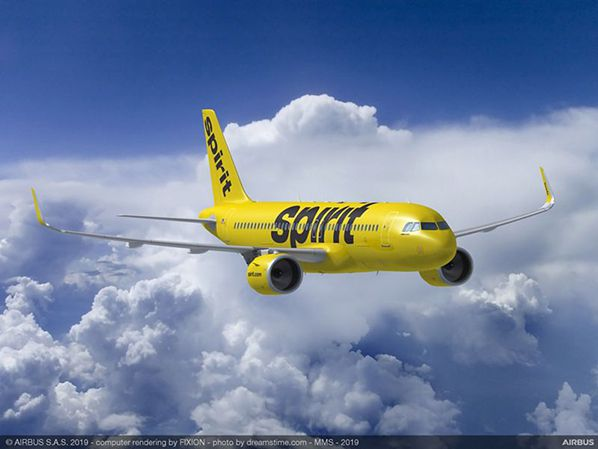 Spirit-Airlines-A320neo
