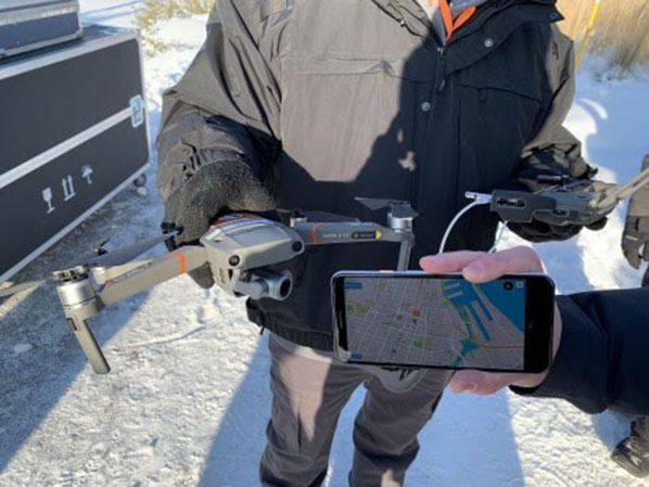 Simple, Low-Cost Solution Meets Government Expectations To Identify Airborne Drones