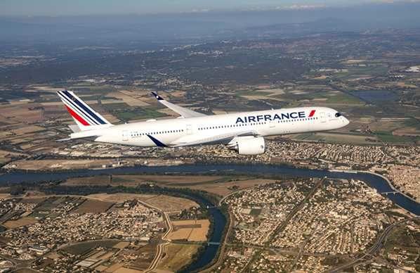 Inmarsat Air France GX