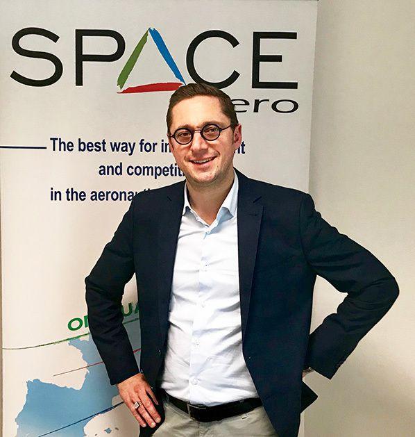 SPACE Aero-Christophe Delque, Directeur de Projets