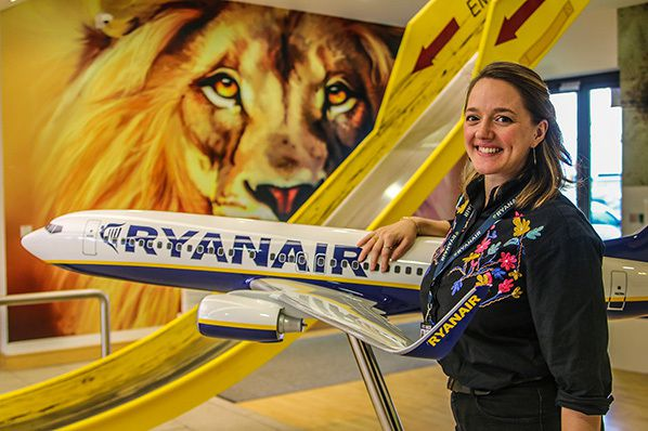 Helene begasse manager communication ryanair