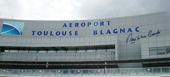 aeroport de toulouse blagnac dominique baudis