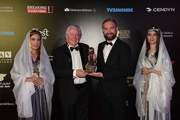 Inmarsat World Travel Awards 2019 Press Release