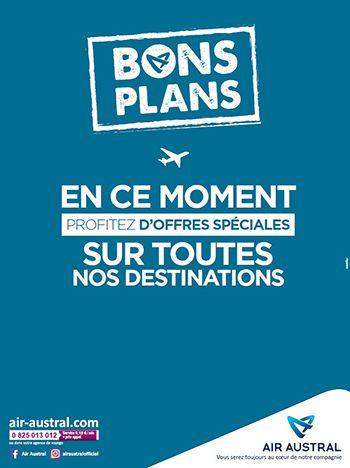Bons Plans Air Austral