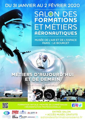 salon metier aeronautique