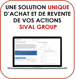 plateforme sival