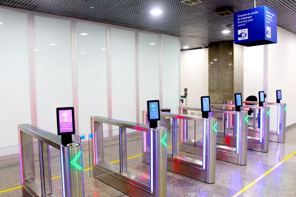 passengers security check