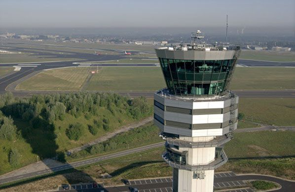 brussels tower control