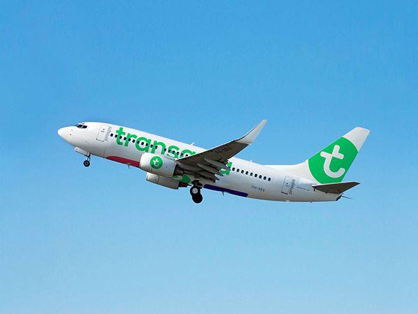 transavia vol destination algerie