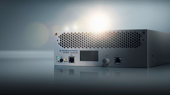 Series5200_PR The R&S Series5200 next generation radio for ATC communications features a security-by-design architecture and extremely flexible network interfaces (Image: Rohde & Schwarz)
