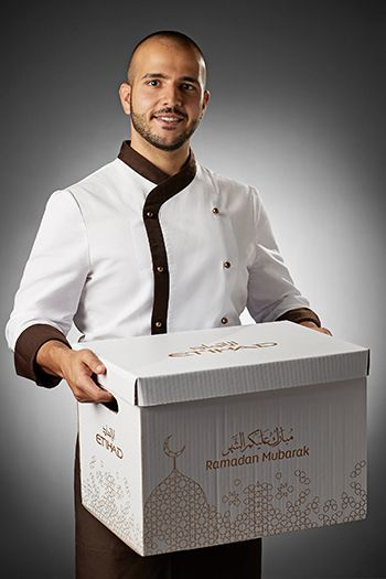 Chef with Ramadan Box Low Res