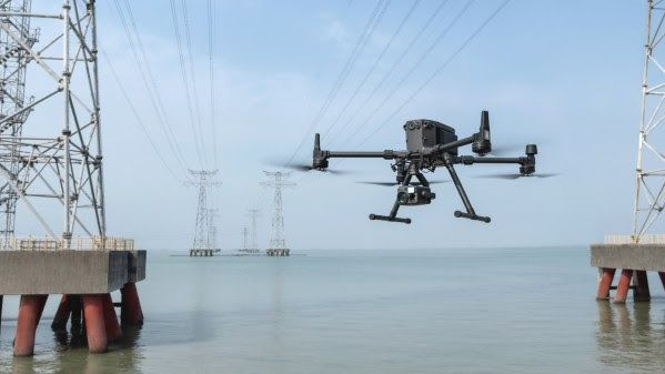 The new DJI Matrice 300 RTK and the new Zenmuse H20