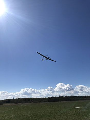 aerobernie_uav_Drones support Estonian emergency services during pandemic