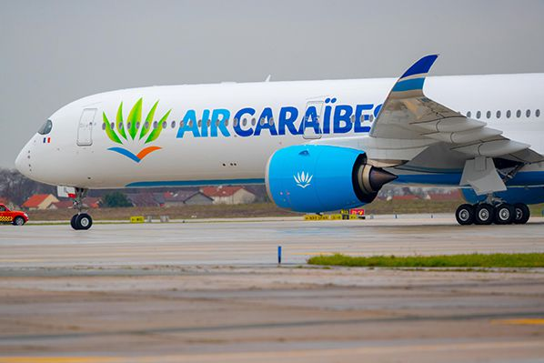 aerobernie HAS_0312 air caraibes aibus a 350 Crédit photo : Air Caraïbes – Harold Asencio