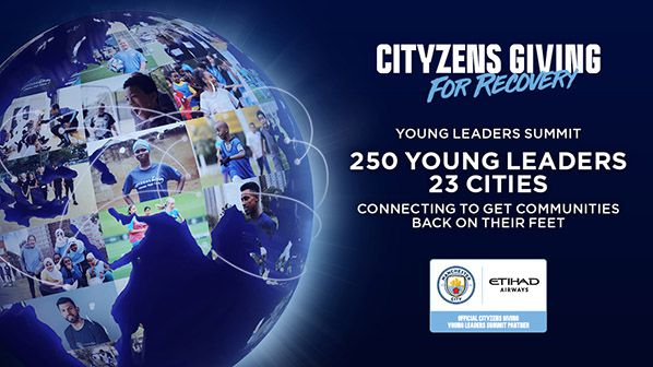 Aerobernie Cityzens Giving - Young Leaders Summit