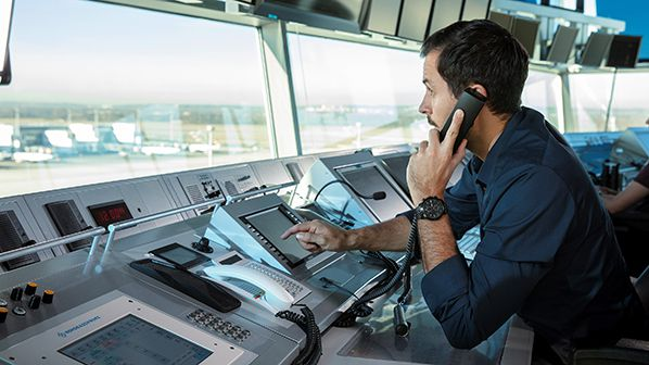 Aerobernie Rohde & Schwarz upgrades RAAF Air-Ground-Air voice link CERTIUM features a complete portfolio from a single source with perfectly matched components based on full IP technology. (Image: Rohde & Schwarz)