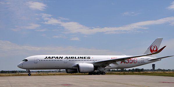 aerobernie japan airlines jal airbus a350