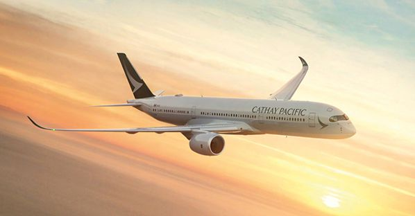 aerobernie Cathay Pacific