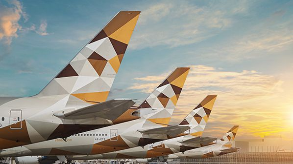 etihad airways tailwind