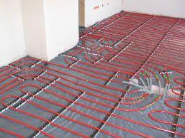 installer un plancher chauffant hydraulique