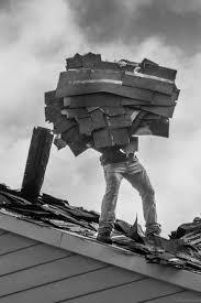 les travaux de couverture du toit