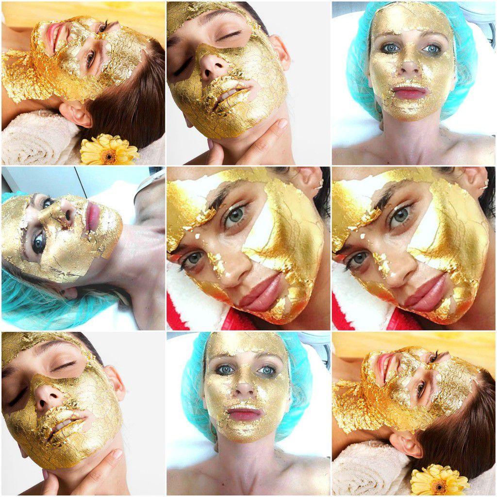 Tоп5 Антиејџ придобивки од златната маска       Top 5Benefits Of Gold For Skin Care