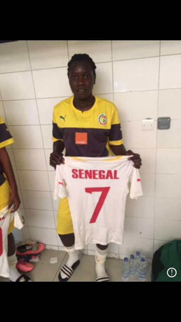 BREAKING NEWS// SENEGAL SPORTS / FEMALE SOCCER : ANTA LOUME UNE LIONNE A SUIVRE ......