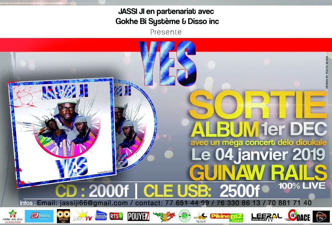 BREAKING ARTS ET CULTURES NEWS // LE GROUPE JASSI JI 66 IS BACK .....