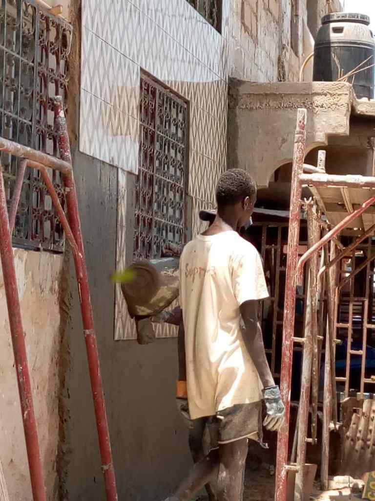 BREAKING pikine nord news // La mosquée elhaji Youssou GUEYE de PIKINE bénéficie des actions concrète de LAMINE GUEYE .