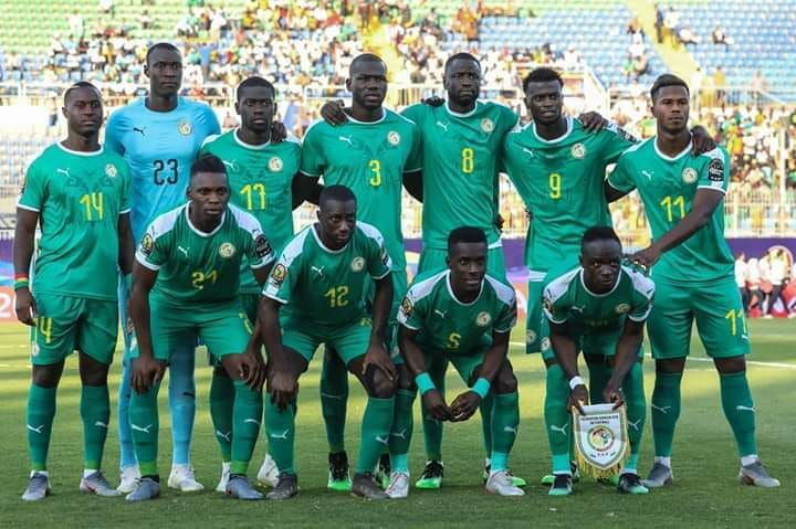 BREAKING EQUIPE NATIONALE NEWS //  CAN 2019 / ALIOUNE CISSE  AND TEAM SENEGAL SOCCER WILL MAKE HISTORY TODAY .....
