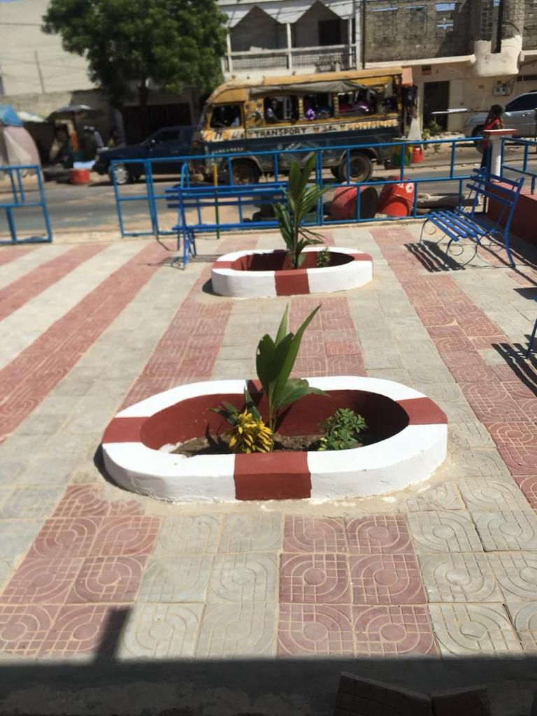 BREAKING PIKINE THIAROYE DJIDA KAW NEWS  //  **Inauguration de la route Mouhidine Abdoulaye Ba et de l'esplanade de Medinatoul Mounawar par le Maire de la commune de Djidda Thiaroye Kao Dr Cheikh Dieng demain Jeudi 07 novembre 2019 à 17h.