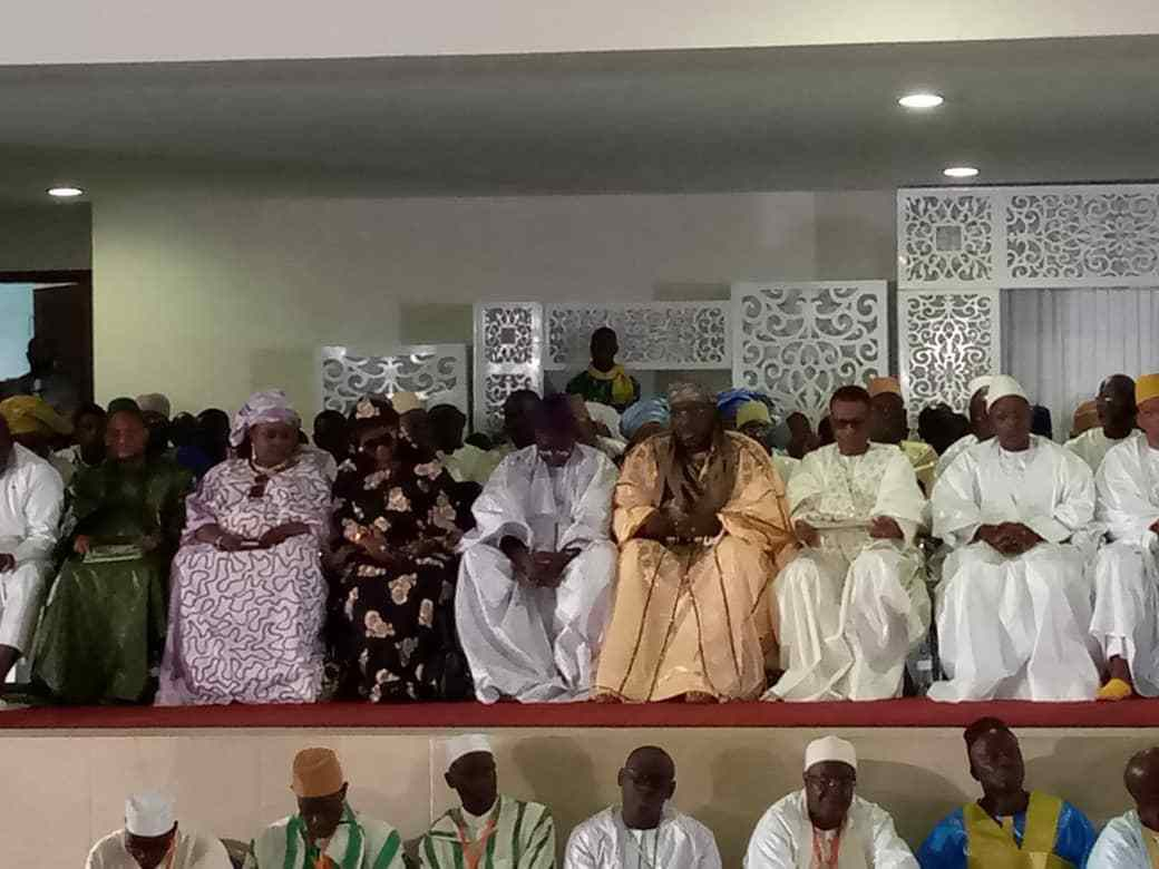BREAKING GAMOU TIVAOUNE 2019 // PHOTOS DE LA CEREMONIE OFFICIELLE.......