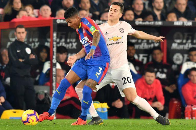 Manchester United s'impose à Crystal Palace grâce à un doublé de Lukaku