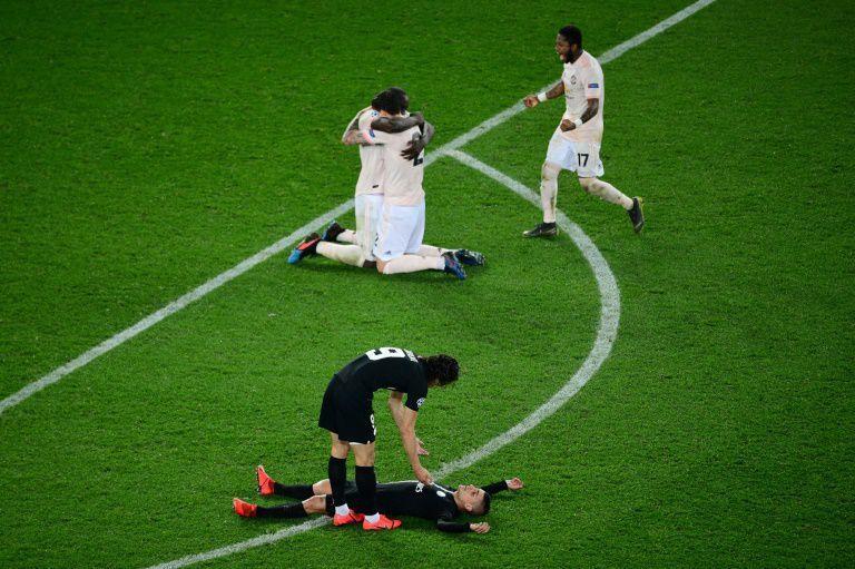 Le Paris Saint-Germain est sonné après ce «come-back» fatal des Red Devils