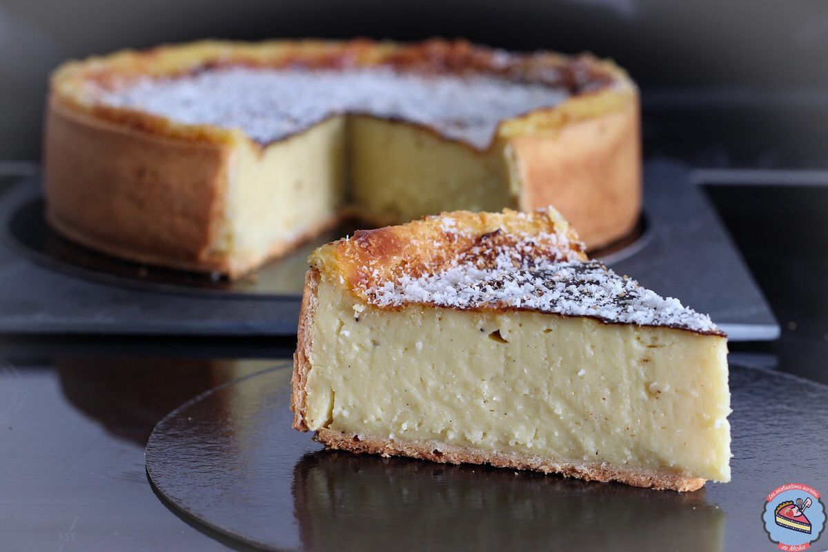 Flan Coco/Vanille