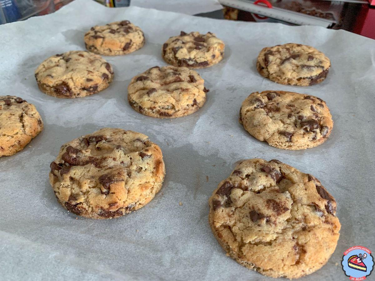 Cookies au chocolat du Chef LIGNAC